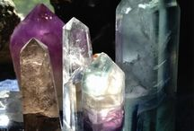 Gemstones & Crystals / Crystals and Gemstones / by Laurie Cable Olsson