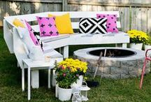 Outdoor Living / by Jennifer {Fab Fatale}