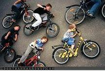 Netradiční fotografie dětí