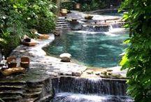 ♡ Natural swimming pools