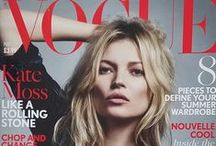 Vogue UK May 2016 / KC Malhan Sequin Clutch as seen in Vogue UK. Handmade a summer must!