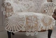 Crochet: Doilies / Our grannies were on to something