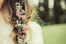 Flowers: In Your Hair / Way better than wearing diamonds