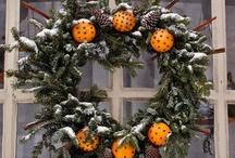 Wreaths / by Bernadette Calemmo Sanborn