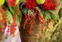 Floral decoration ideas / by Tania Hussain
