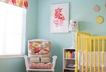 Nursery Ideas / Nursery ideas - decoration, products and more!