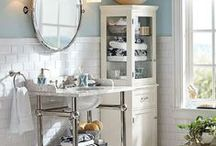 Bathroom / Bathroom decor inspiration! Find bathroom decor, paint, bathroom fixture ideas and more!