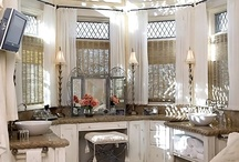 Pretty bathrooms / by Barbara Whiting