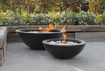 Outdoor Spaces / by EcoSmart Fire