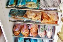 All Things Freezer / Freezer Food to make like easier! / by Kasey Schwartz - All Things Mamma