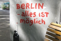 < Ich bin ein Berliner > / I want to see you dancing in Berlin