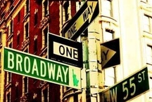 I ♥ NY / And I don't wanna waste more time, I'm in a New York state of mind