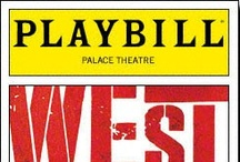 Playbills / Some of our favorite Playbill covers