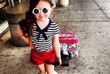 Kid's fashion / by Andrea Stark