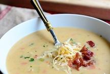 Soup's On / by Bernadette Calemmo Sanborn