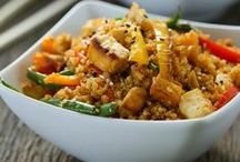 Asian Food Recipes / Asian food recipes. Healthy, quick asian recipes for dinner.