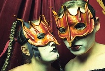 Masquerade Masks / by Team Rainbow Designs