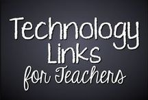 Educational Technology / Online learning, digital resources for teaching, Internet safety, and more.