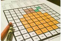 Math Is Fun! / Fun math learning ideas for homeschool or afterschool.