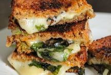 Burgers and sandwiches / All sorts of burgers and sandwiches recipes that are juicy and mouth watering!
