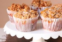 Muffin recipes / Muffing recipes and quick breads that are sure to be satisfying for anyone. / by Eat Good 4 Life