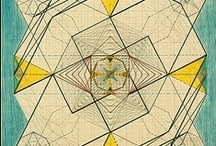Sacred Geometry  / by Kitty Cat  m a d e l y n