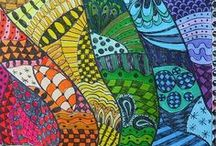 Zentangles / by Annee Jenks
