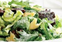 Dressing Recipe Ideas / Use our sauces to create dressings for your salad.