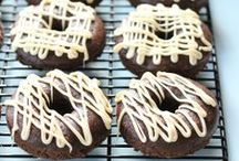 Donut Recipes / From baked to fried donut recipes. / by Eat Good 4 Life