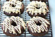 Donut Recipes / From baked to fried donut recipes.
