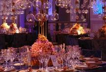 Wedding Floral Design, Decor, Ambiance / Here's where you will find all things wedding floral arrangements, bouquets, over-the-top ballroom inspiration, and ceremony decor. Everything except for flowers you wear or hold. / by Cengiz Ozelsel
