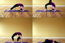 Yoga./