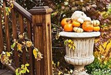 Autumn / All things for Autumn - decor, food, crafts and more!