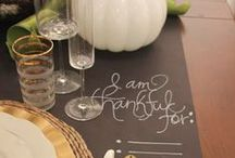Entertaining & Holiday Celebrating  / Inspiration for entertaining & holiday parties.  / by Caroline McKean