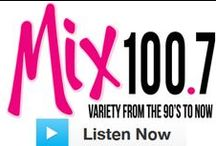 Mix 100.7 On Air / by Mix 100.7