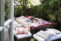 Gardening, Outdoor Living & Poolscapes  / by Caroline McKean