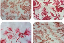 Antique and vintage fabric