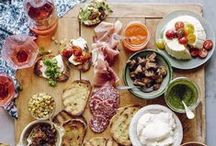 Cocktail Recipes & Small Eats  / I love appetizers and a good cocktail.  Snacky dinners with friends and family are some of my favorite traditions and look forward to more fun dinners in the future. / by Caroline McKean