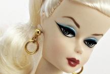 Vintage Barbie  / by Jaime Failing