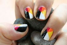 Nail ART with Patterns / by Jules Whittemore