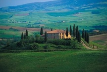Italian Landscape / Beautiful Ah!thentic Italian landscapes. This is the inspiration to here at Marco's Pizza!