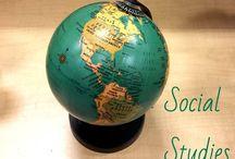School - social studies