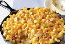 Recipes - Mac n Cheese/Pasta/Salad / by Jaime Failing