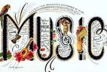 It's Music, Music, Music!!! / by Sherri