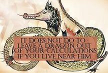 ◀--- Thank you, Mr. Tolkien ---▶ / by Katie Moore
