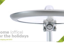 Humanscale Holiday / We're celebrating our retail site this holiday season. Check it out at shop.humanscale.com! Repin your favorite image :)