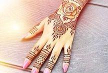 ༺Mehendi me pretty༻ / Henna art / by ༺ᴊᴎɤᴄ⁞ᴘıᴎ༻