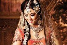 ༺Dulhaan Diaries༻ / Beautiful Indian Brides