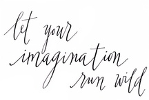 Hand Lettering & Typography