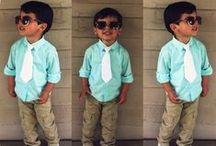 Kids fashion / by Megan Reiner
